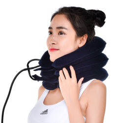 Inflatable Air Neck Traction Pillow - Beauty Dream Boutique