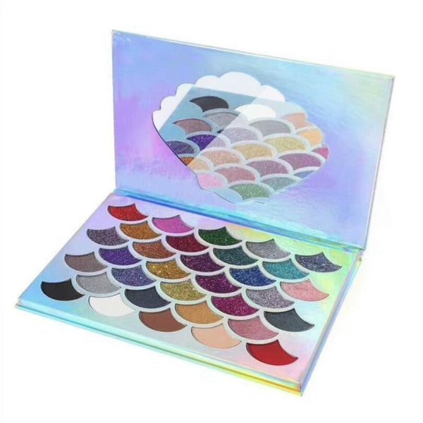 THE MERMAID GLITTER PALETTE - Beauty Dream Boutique