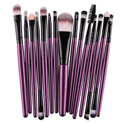 Professional Make Up Brushes - 15 Piece Set - Beauty Dream Boutique