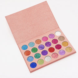 24 SHADES OF UNICORN GLITTER EYESHADOW PALETTE - Beauty Dream Boutique