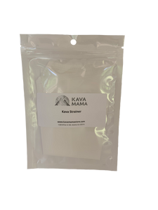 Kava Straining Bag