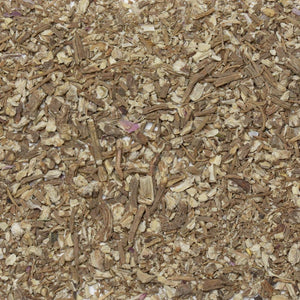Dried Organic Angelica Root Pile