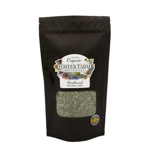 Organic Horehound Dried Herbs in Bag