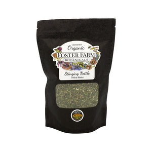 Stinging Nettle Organic Dried Herbs in Bag