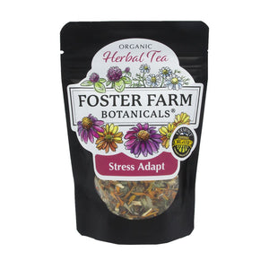 Organic Stress Adapt Tea Blend in Bag
