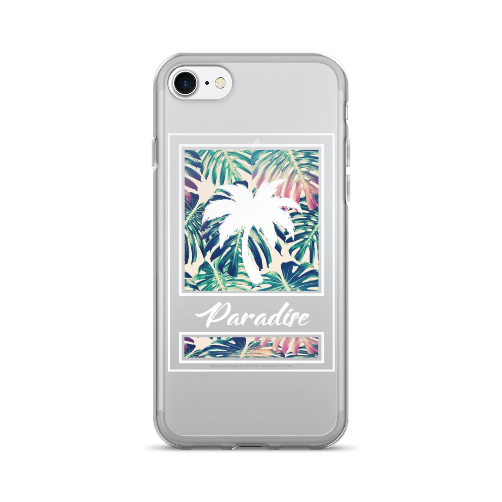 iPhone 7/7 Plus Palm Tree Case