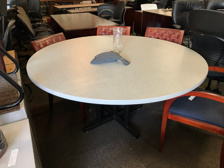 Used Office Conference Tables Recycled Office Furnishings - 5 ft conference table