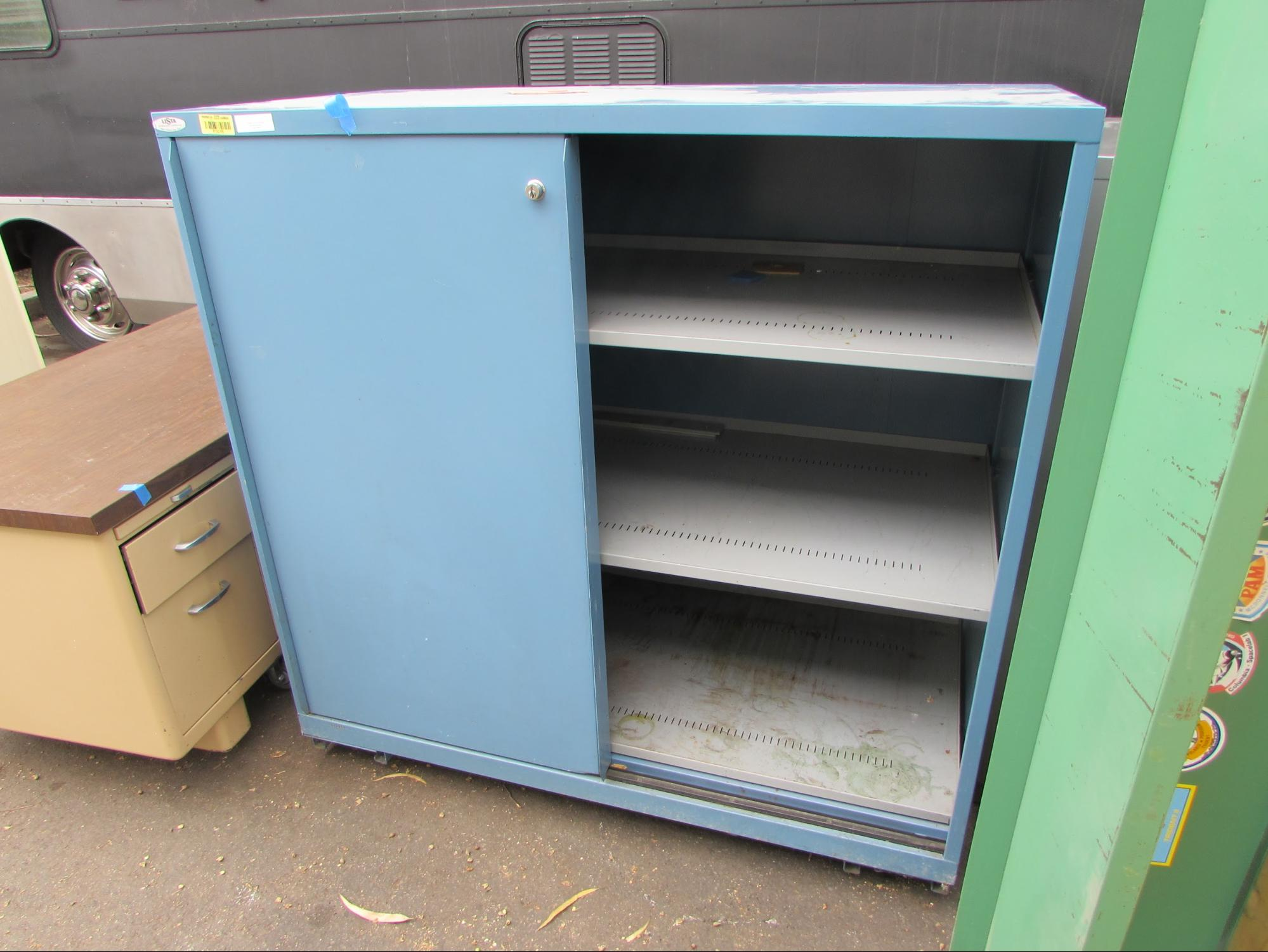cabinet industrial used storage drawer l tool lista cabinets