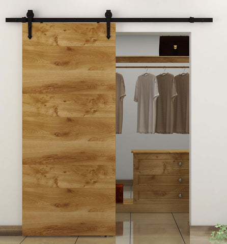 Black Sliding Barn Door Hardware BB01 I Australia Barn Door Expert