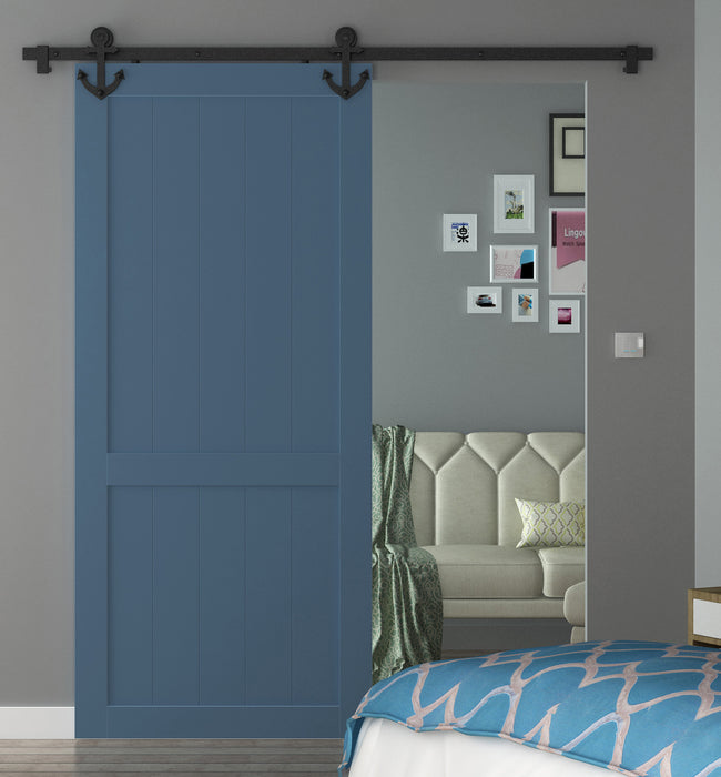 Black Sliding Barn Door Hardware BB11 I Australia Barn Door Expert