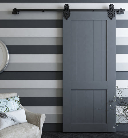 Black Sliding Barn Door Hardware BB10 I Australia Barn Door Expert
