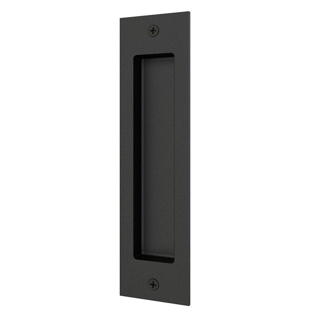 Black Sliding Barn Door Handle BH1 I Australia Barn Door Expert