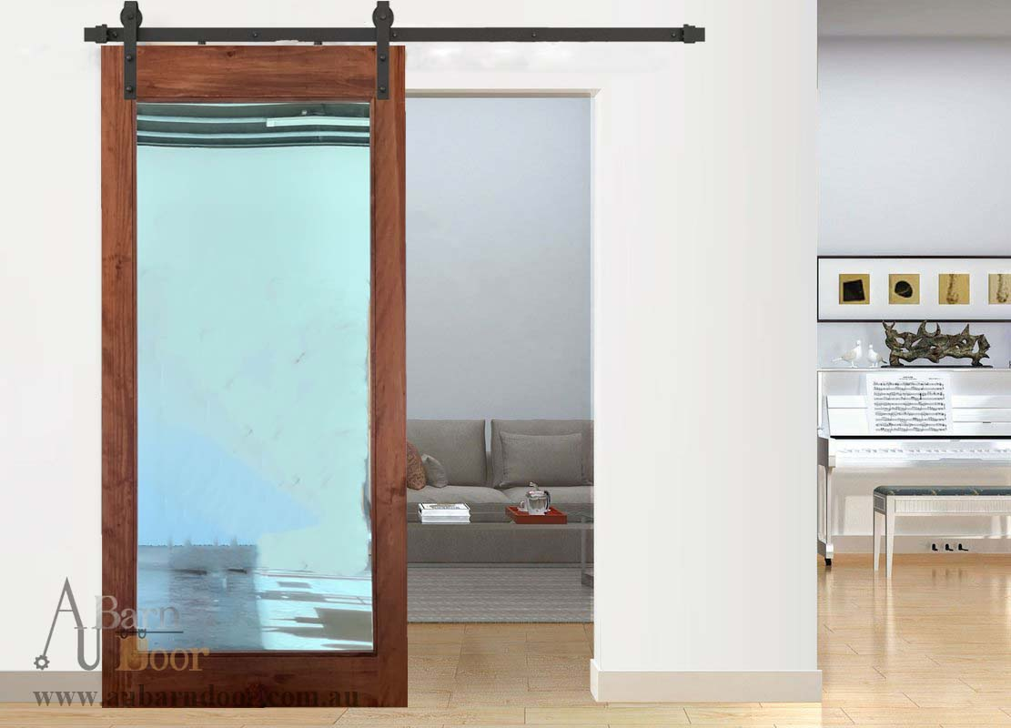 Sliding Mirror Barn Door MD01 I Melbourne Barn Door Expert