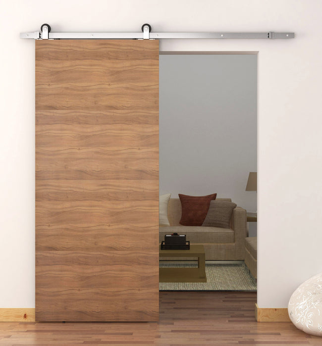 Stainless Steel Sliding Barn Door Hardware SS03 I Australia Barn Door Expert