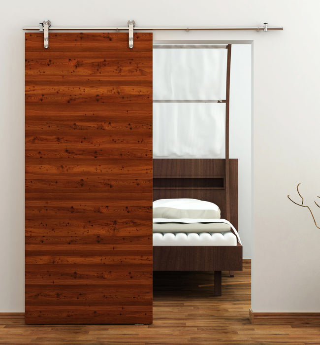 Stainless Steel Sliding Barn Door Hardware SS04 I Australia Barn Door Expert