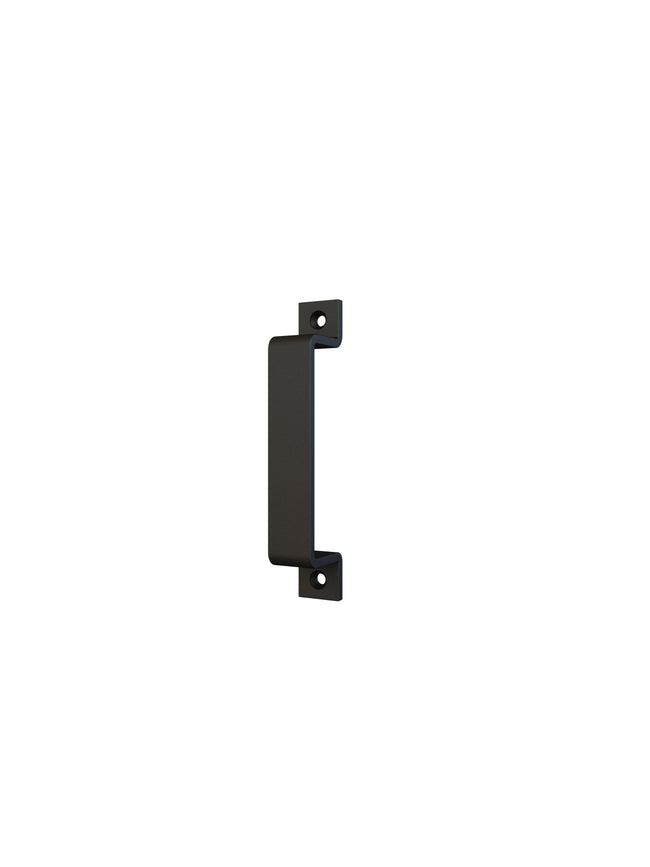 Black Sliding Barn Door Handle BH8 I Australia Barn Door Expert