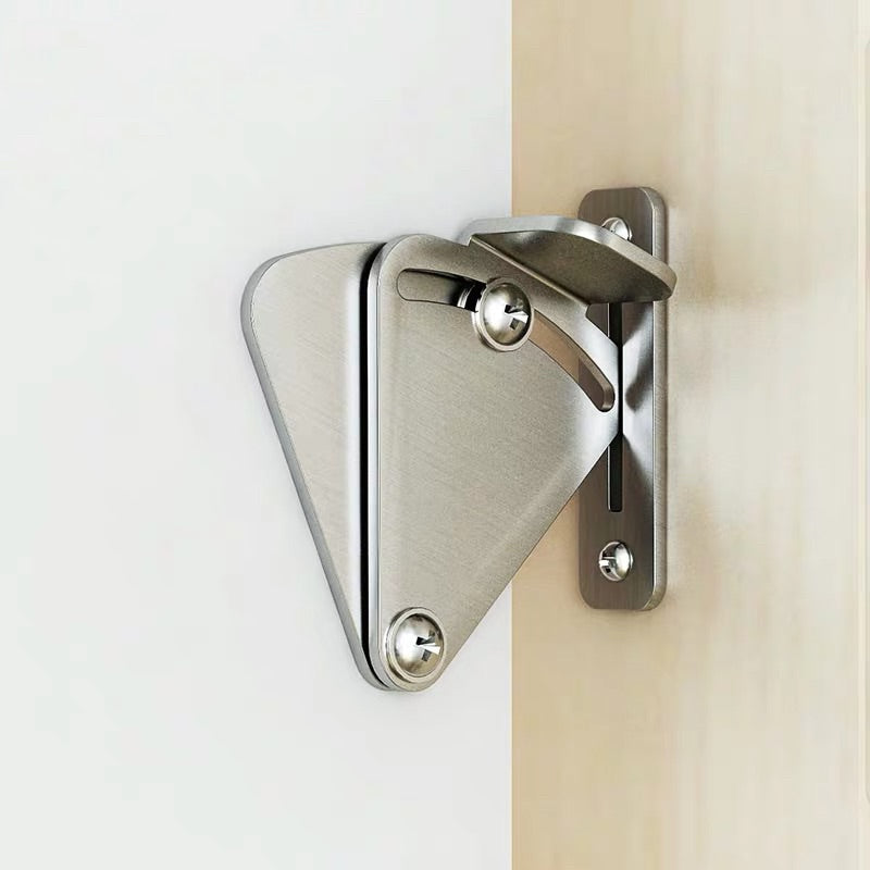 Stainless Steel Sliding Door Latch | Privacy Latch | Australia Barn Door Expert