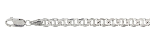 150-6.3MM Mariner Chain Made in Italy Available in 7