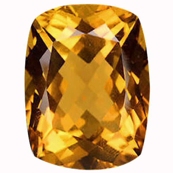 Click to view Rectangular Cushion Cut Citrine loose Gemstones variation