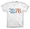 Win Well- Spirit of '76 Tee - Win Well Tennis