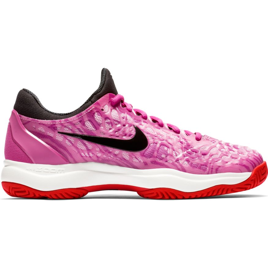 san francisco 87c11 a78ea Nike - Women s Air Zoom Cage 3 HC Active Fuchsia - Win Well Tennis