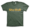 Win Well - Championship Tee Green - Win Well Tennis
