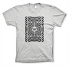 Win Well- Hypnotic Court Tee Ash Gray - Win Well Tennis