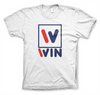 Win Well- Athletic Logo Tee