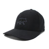 Travis Mathew - Win Well Wolf Nassau Cap Black - Win Well Tennis