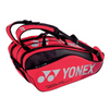 Yonex Pro Racquet Bag 9 Pack Flame Red - Win Well Tennis