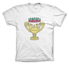 Win Well- Wimbledon Trophy Tee - Win Well Tennis