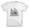 Win Well- Benchwarmer Tee NYC - Win Well Tennis