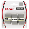 Wilson - Pro Overgrip 3 pack Silver - Win Well Tennis