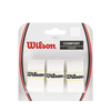 Wilson - Pro Overgrip 3 Pack White - Win Well Tennis