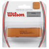 Wilson - Premium Leather Replacement Grip - Orange - Win Well Tennis