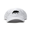 Win Well Performance Cap White - Win Well Tennis