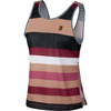 Nike - Women's Court Dry Tank - Tan/Black - Win Well Tennis