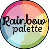 browse rainbow palette