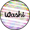 digital washi strips