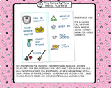 Digital Stickers - Digital stickers - icon set 5 & 6 - Tiny Stamps Big Plans