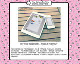 Digital planner - Digital planner PDF - mobile optimised - Tiny Stamps Big Plans