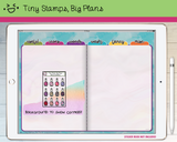 Digital Stickers - Digital stickers - nail polish icons - Tiny Stamps Big Plans