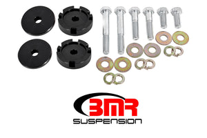 BK054 - Differential Bushing Lockout Kit, Billet Aluminum