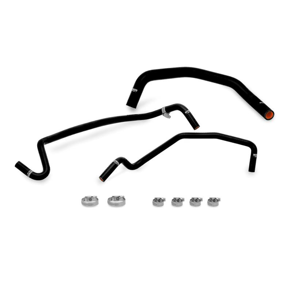 FORD MUSTANG GT SILICONE ANCILLARY COOLANT HOSE KIT, 2015+