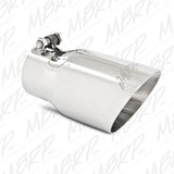 "MBRP 11-14 Ford Mustang GT 5.0L Dual Split Rear Race Version T409 3"" Cat Back Exhaust System"