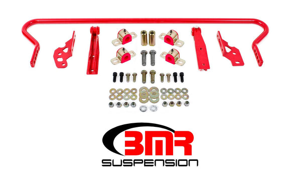 SB042 - Sway Bar Kit With Bushings, Rear, Adjustable, Hollow 25mm