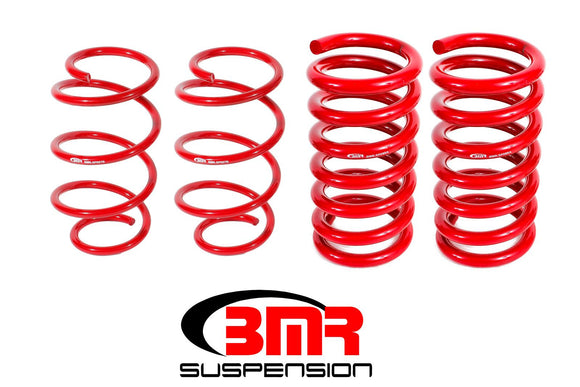 SP086 - Lowering Springs, Set Of 4, Drag Version