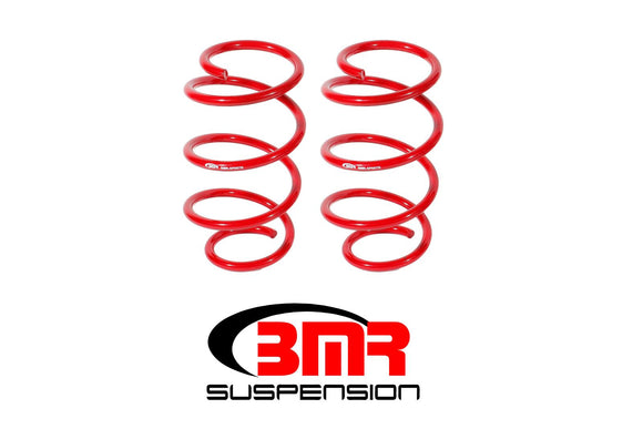 SP087 - Lowering Springs, Front, Drag Version