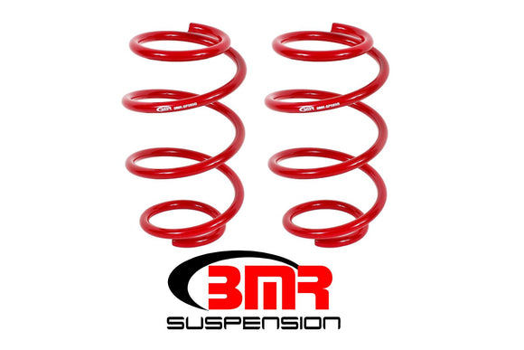 SP089 - Lowering Springs, Front, Minimum Drop, Performance Version
