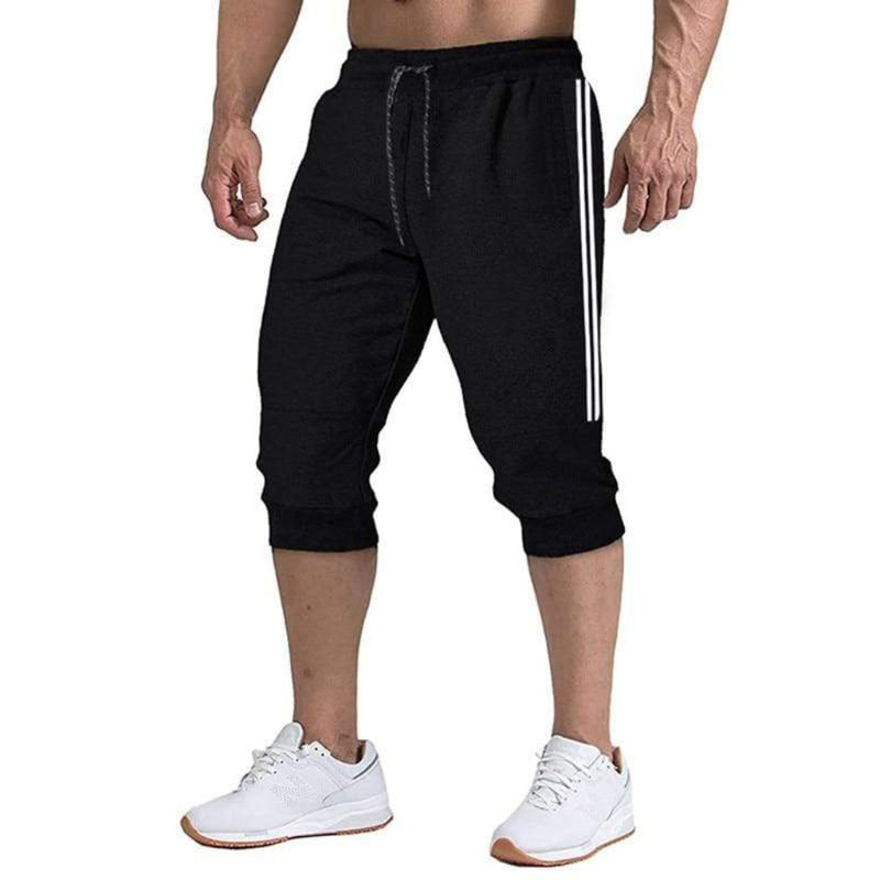 Epicplacess Black / M Casual Track Shorts Pant